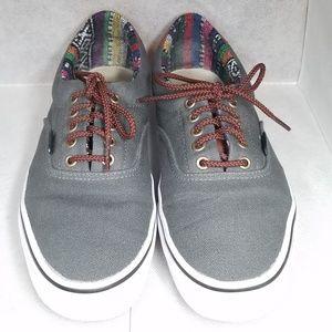 Vans  classic  Gray Sneaker size 10